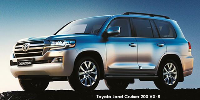 Land Cruiser 200 4.5D-4D V8 VX-R