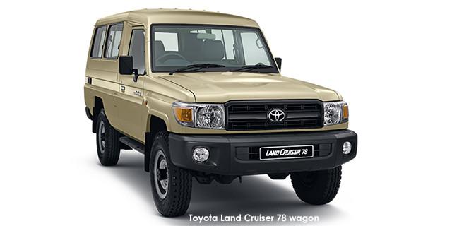 Land Cruiser 78 4.2D wagon