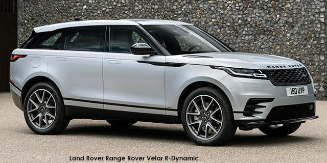 Range Rover Velar D200 R-Dynamic SE