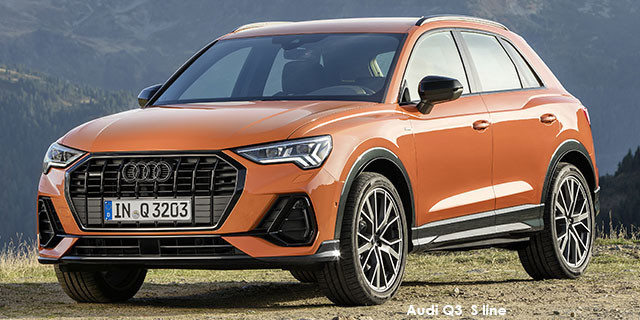 Audi Q3 35TFSI S line