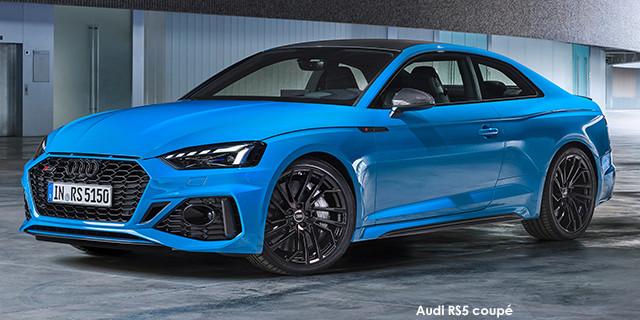 RS5 coupe quattro