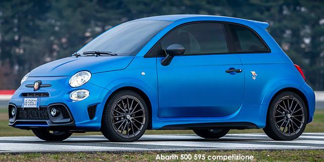 500 595 competizione 1.4T cabriolet