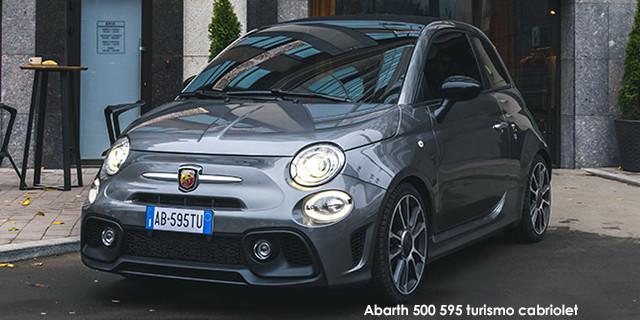 500 595 turismo 1.4T cabriolet