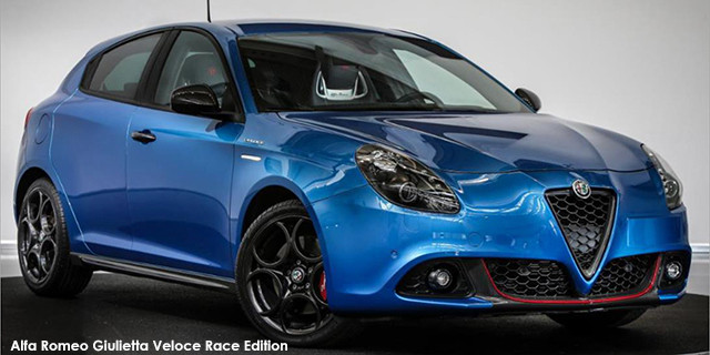 Giulietta 1750TBi Veloce Race Edition