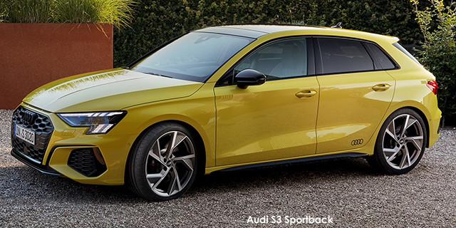 S3 Sportback quattro