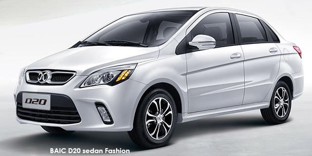D20 sedan 1.5 Fashion auto