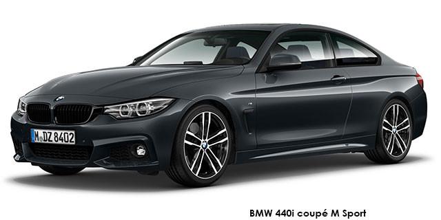 BMW 440i coupe M Sport