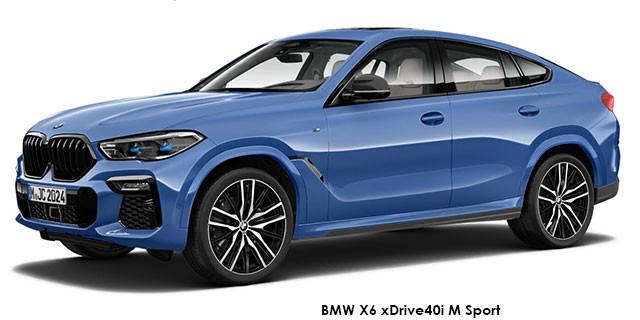 X6 xDrive30d M Sport
