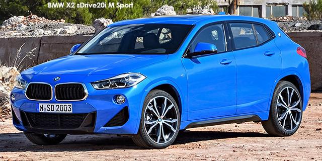 X2 sDrive18i M Sport