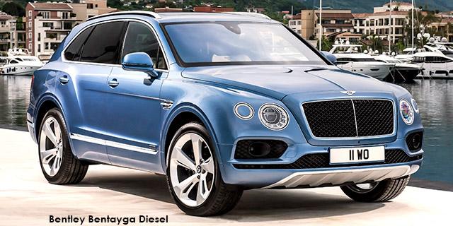 Bentayga Diesel