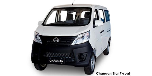 Star 1.3 Mini Van 8-seat Lux