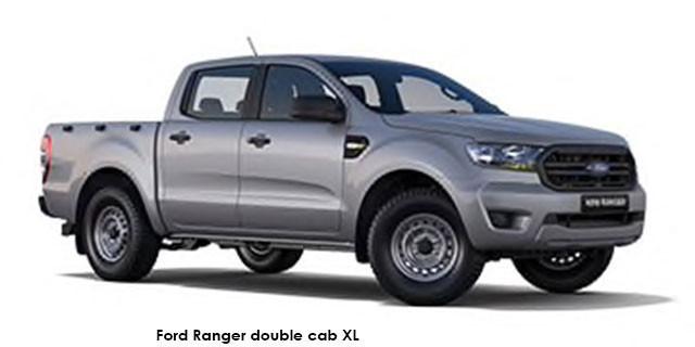 Ranger 2.2TDCi double cab Hi-Rider XL