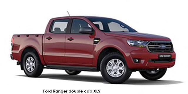 Ranger 2.2TDCi double cab Hi-Rider XLS