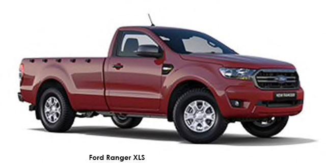 Ford Ranger 3.2TDCi 4x4 XLS auto