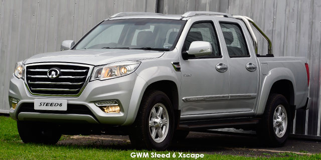 Steed 6 2.0VGT double cab SX