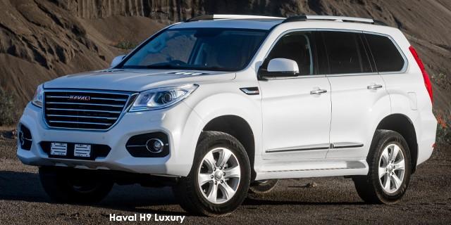 H9 2.0T 4WD Luxury