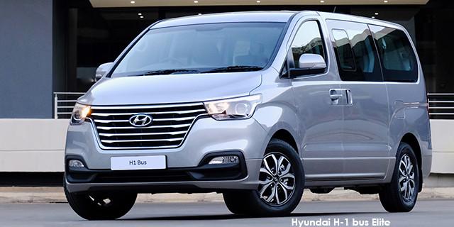 Hyundai H-1 2.4 bus Executive