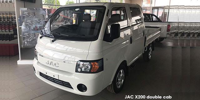 X200 2.8TDi 1.3-ton double cab dropside
