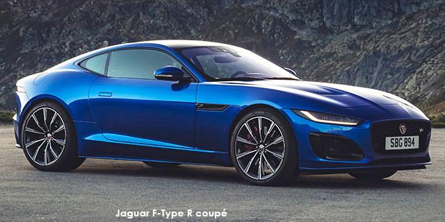 Jaguar F-Type R P575 AWD coupe