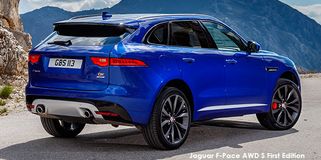 Jaguar F Pace 30d Awd S First Edition Carmag Co Za