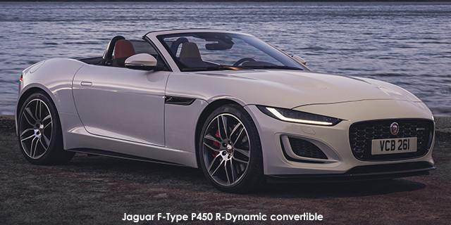F-Type P450 R-Dynamic convertible