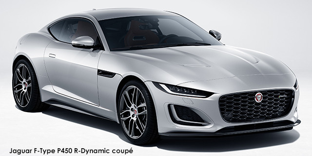 F-Type P450 R-Dynamic coupe