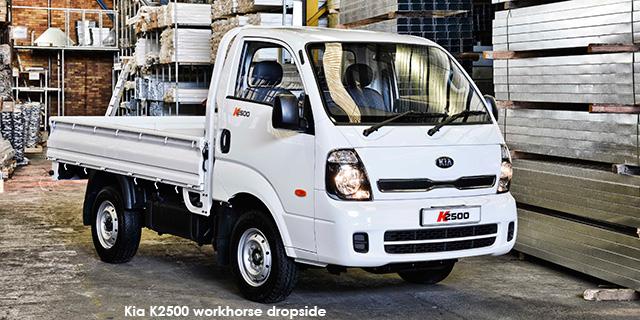 K2500 2.5TD workhorse dropside