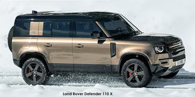 Defender 110 P400 X