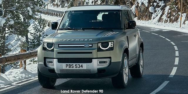 Defender 90 D240 HSE
