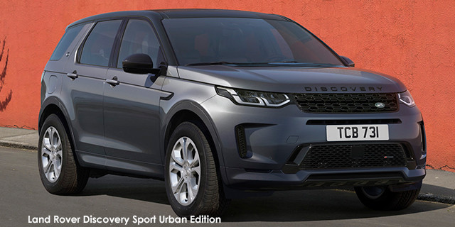 Discovery Sport D200 Urban Edition