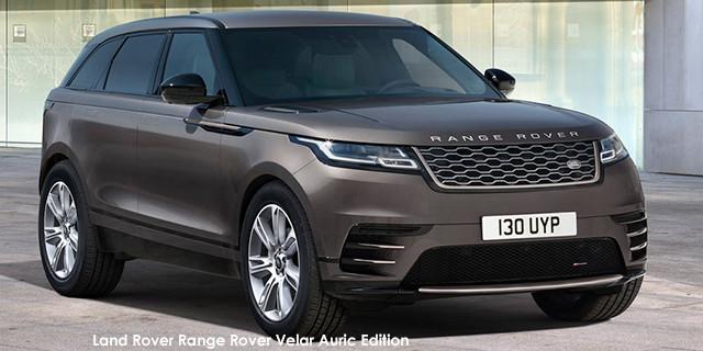 Range Rover Velar D200 R-Dynamic Auric Edition