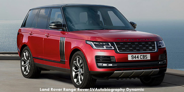 Range Rover SVAutobiography Dynamic Supercharged