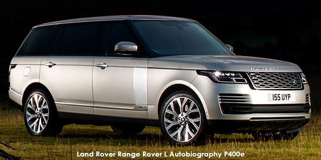 Range Rover L Vogue SE P400e