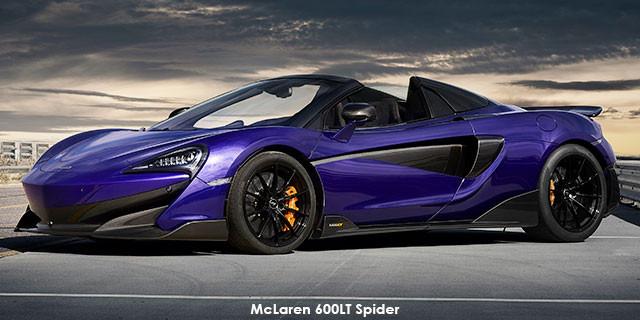 600LT Spider