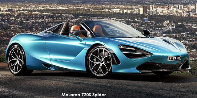 720S Spider