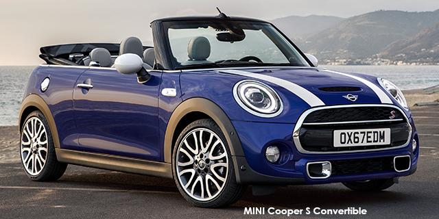 Cooper Convertible auto