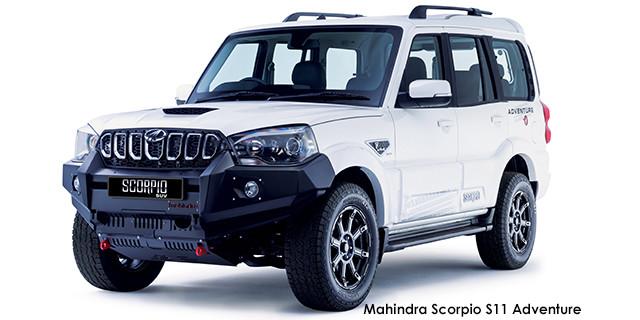 Scorpio 2.2CRDe 4WD S11 Adventure