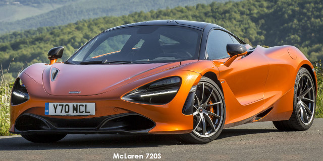 720S coupe