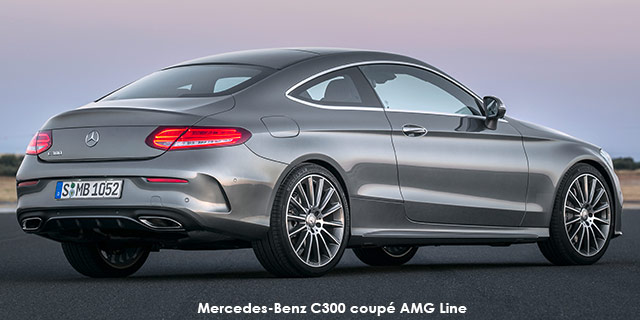 Mercedes Benz C300 Coupe Amg Line Carmag Co Za