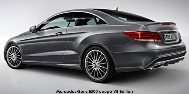 Mercedes benz e500 coupe v8 edition for Mercedes benz e500 coupe