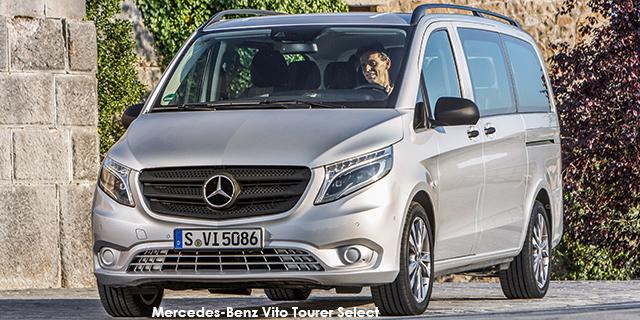 Vito 116 CDI Tourer Select auto
