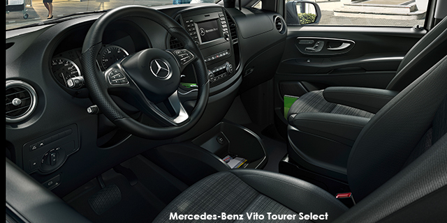 mercedes benz vito 119 cdi tourer select auto. Black Bedroom Furniture Sets. Home Design Ideas