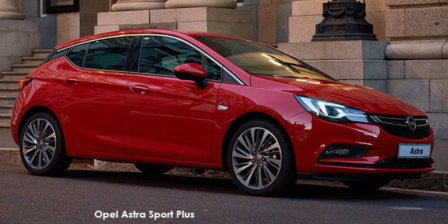 Opel Astra hatch 1.6T Sport Plus - CARmag.co.za