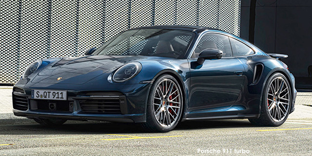 911 turbo coupe