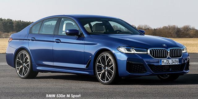 520d M Sport
