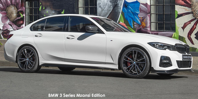 BMW 320d Mzansi Edition