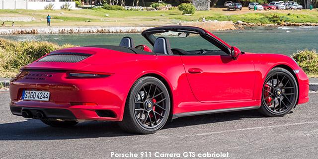 Porsche 911 Carrera GTS cabriolet auto