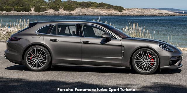 Panamera turbo Sport Turismo