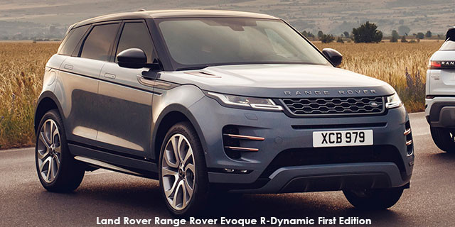 Range Rover Evoque D180 R-Dynamic SE First Edition