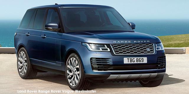 Range Rover Vogue Westminster SDV8